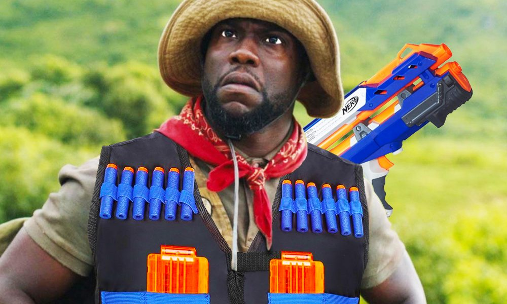 Top 10 NERF-Obsessed Celebrities