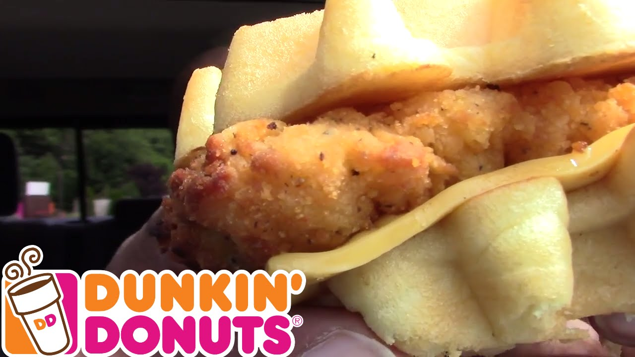 dunkin donuts sandwich things not to order from fast food