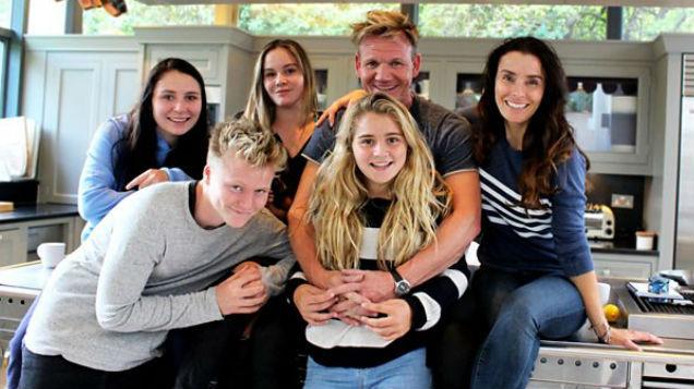 gordon ramsay family