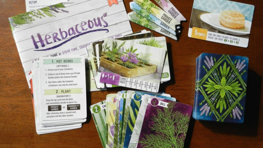 herbaceous game