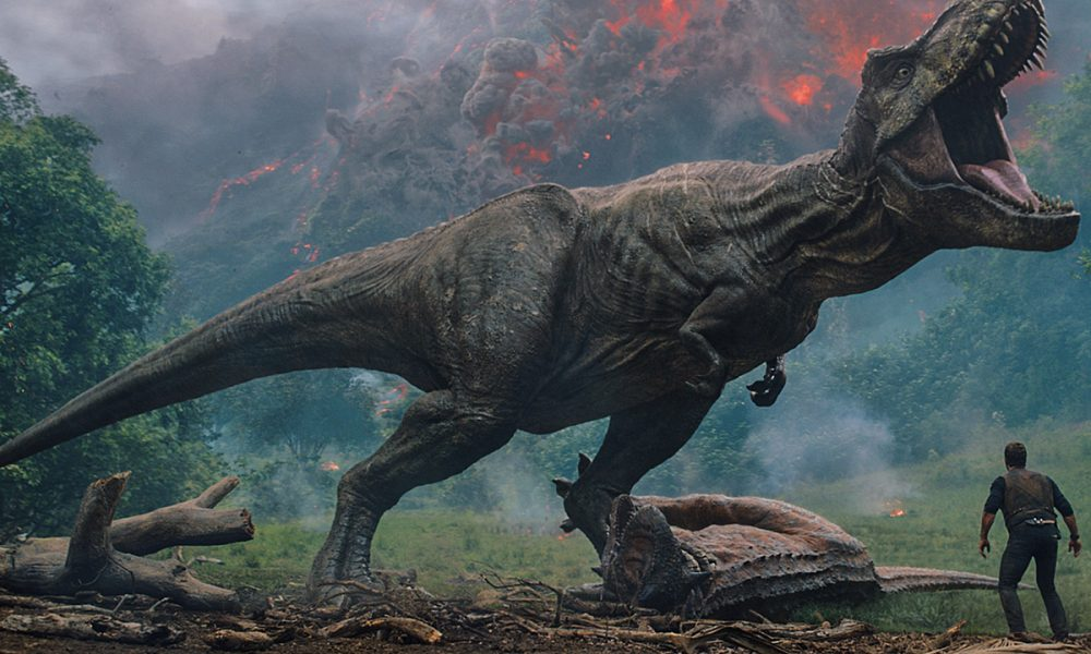 10 Reasons To Get Excited About Jurassic World: Fallen Kingdom