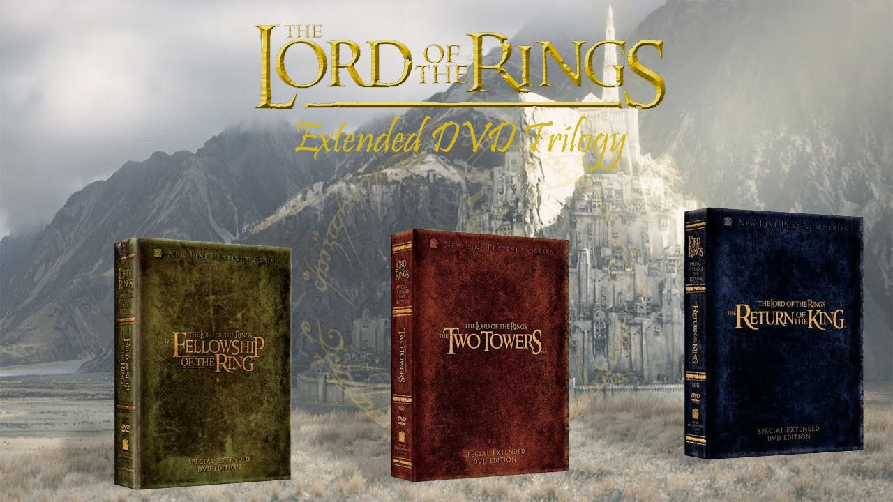 lord of the rings trilogy top 10 trilogies