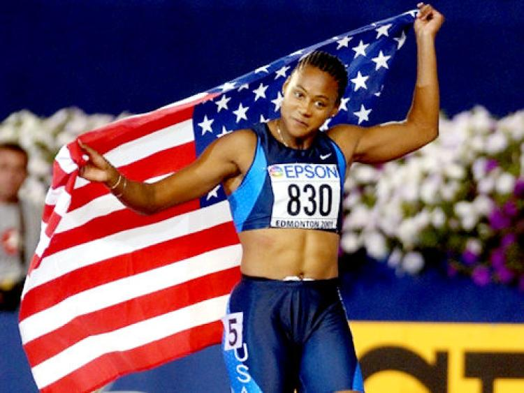marion jones top 15 olympic scandals