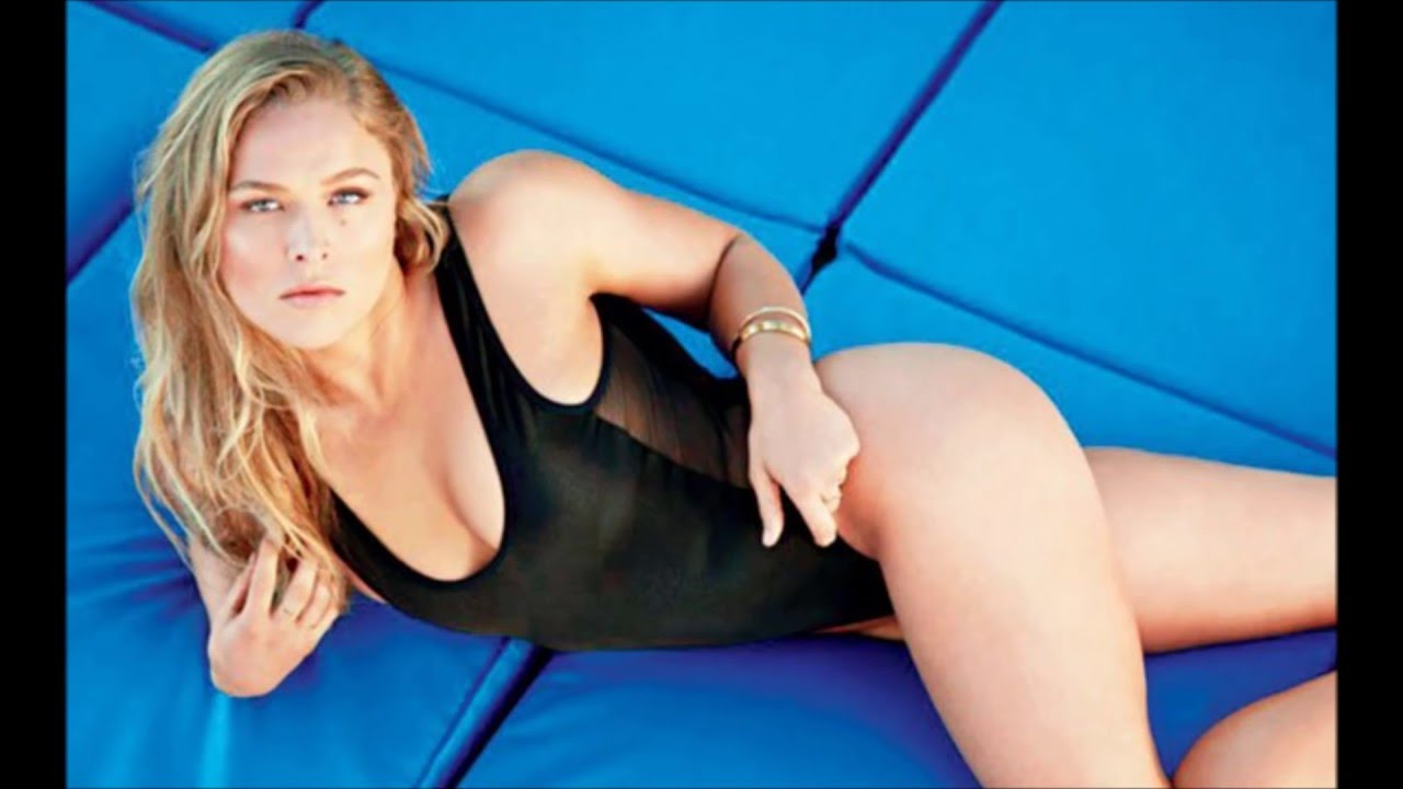 Ronda Rousey and Sex