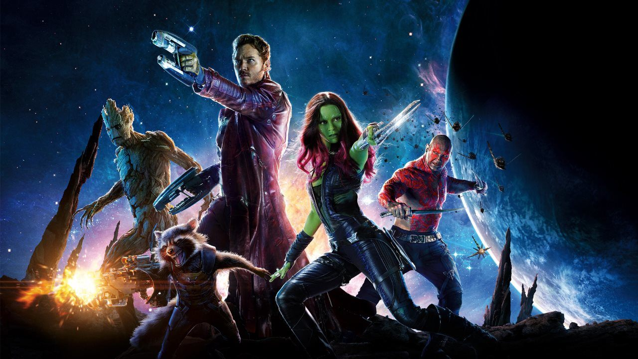 mcu movies guardians of the galaxy