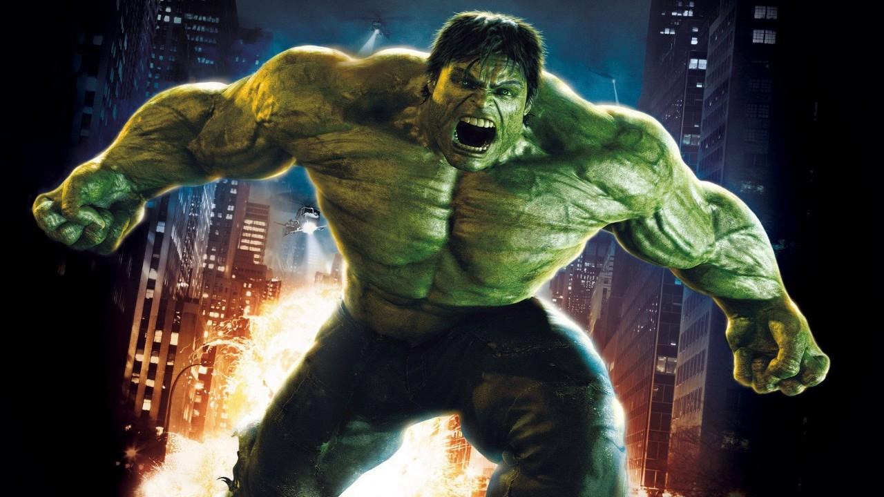 mcu movies the incredible hulk