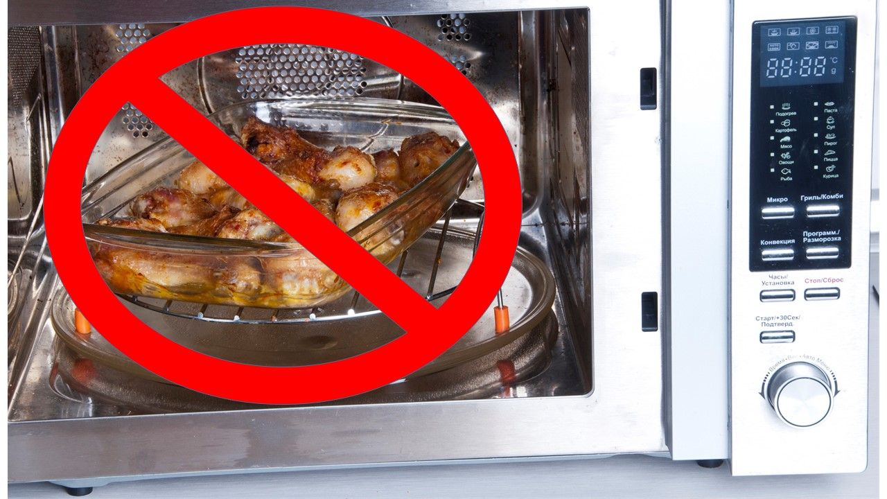 microwave chicken top food myths busted featured image