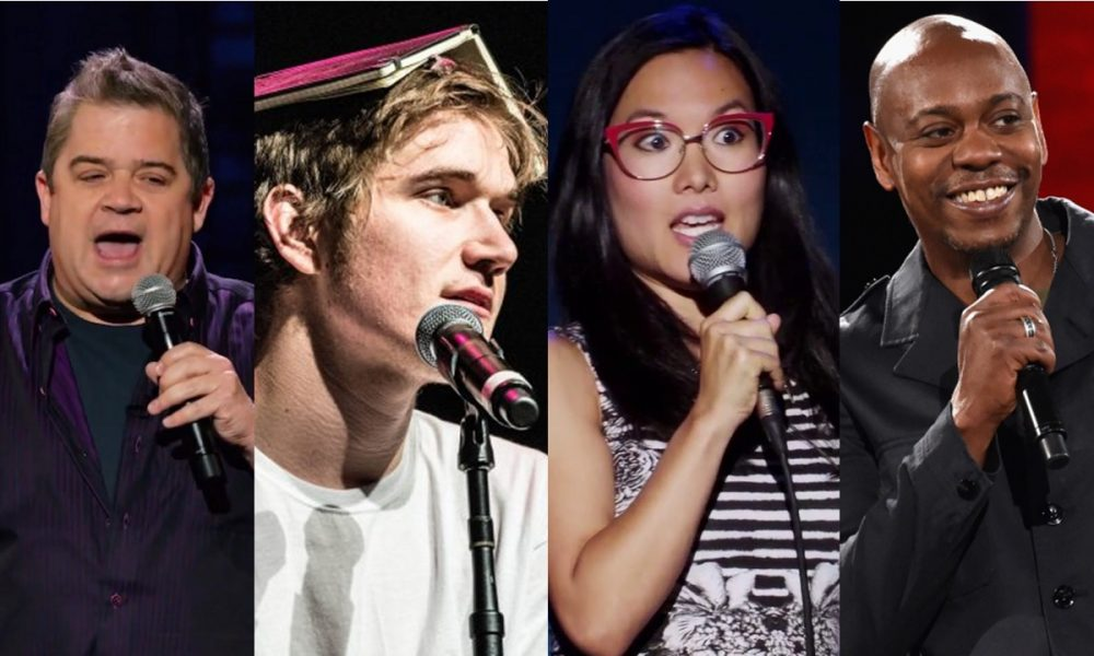 10 Best Standup Comedy Specials On Netflix Right Now
