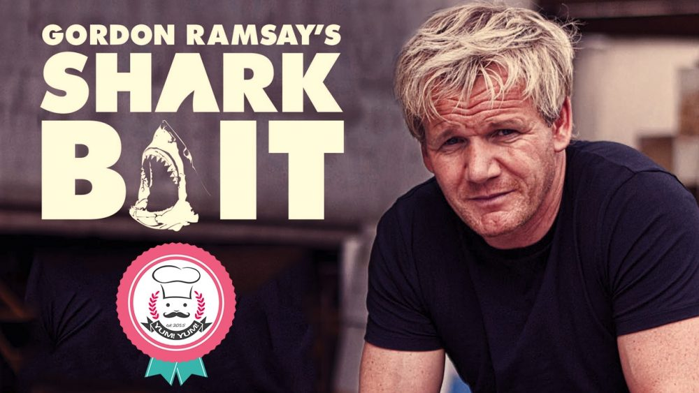 Gordon Ramsay sharkbait show hes most proud of