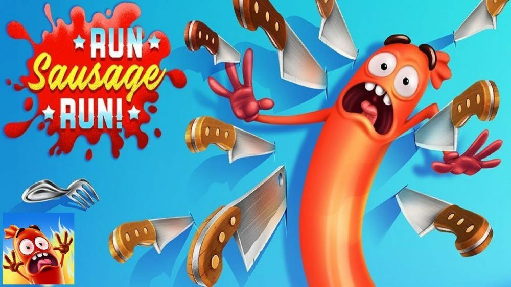 run sausage run game