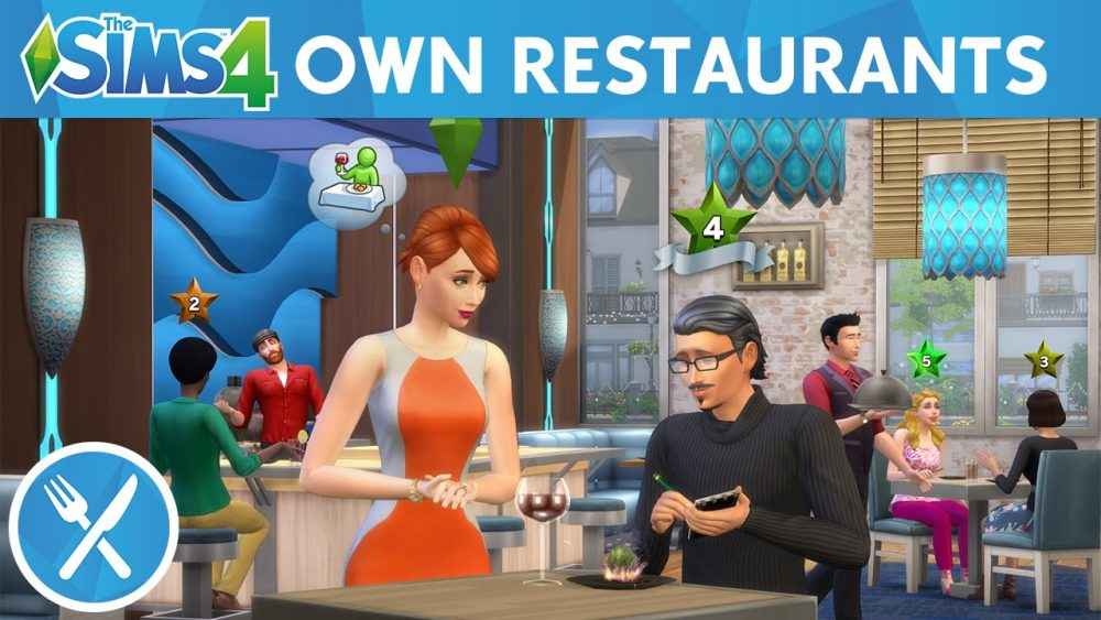 the sims 4 dine out expansion game