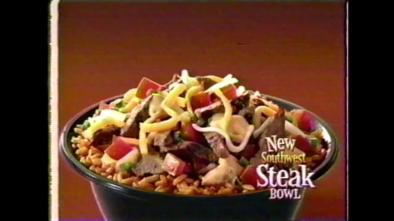steak and beans taco bell top 10 things not to order