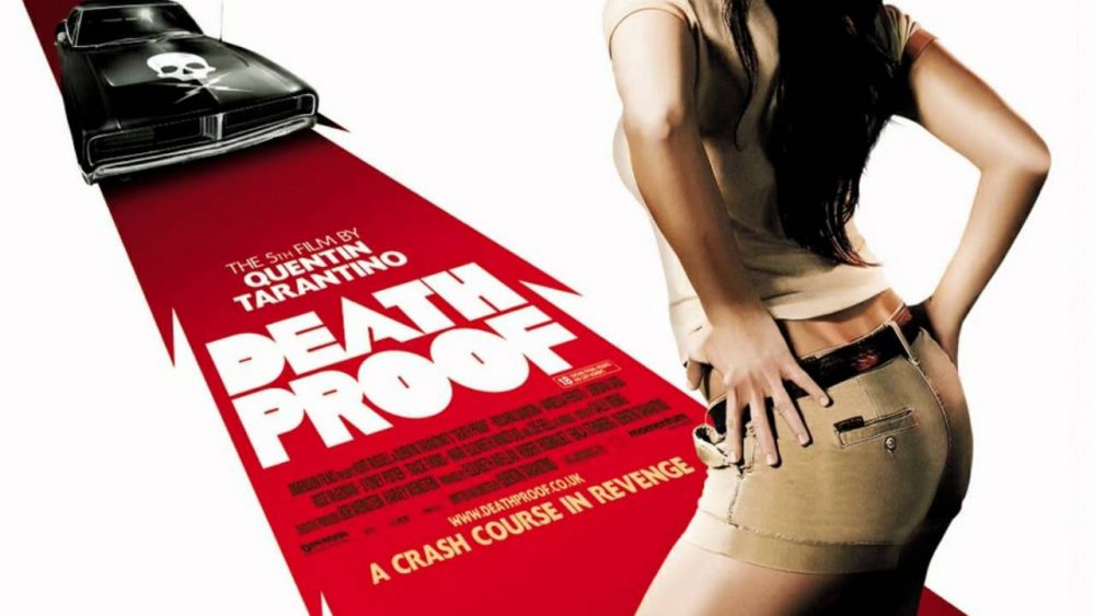 tarantino movies death proof