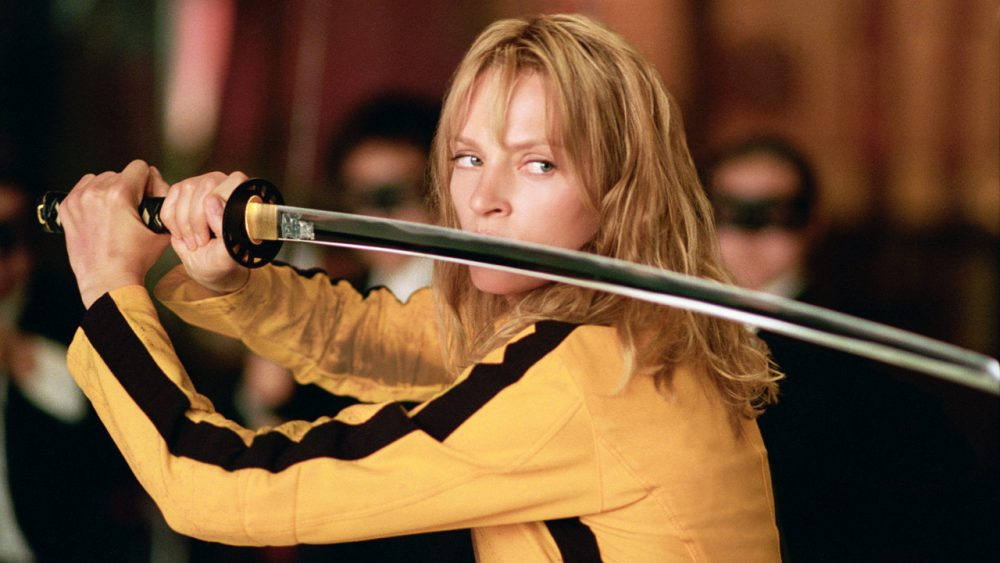tarantino movies kill bill