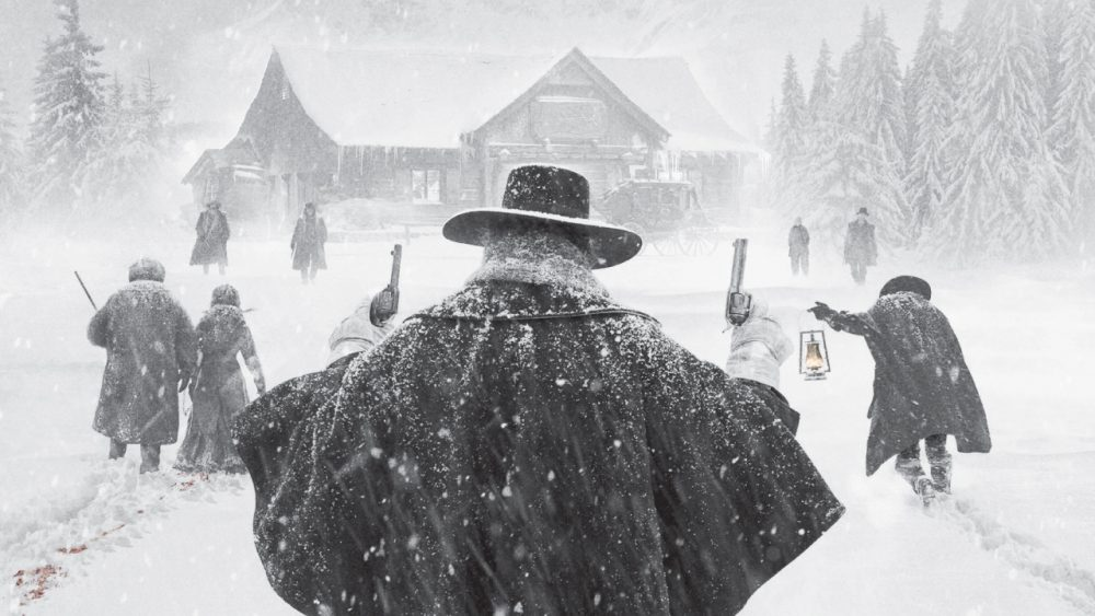 tarantino movies the hateful eight