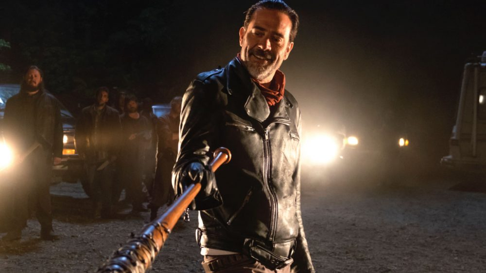 tv villains negan