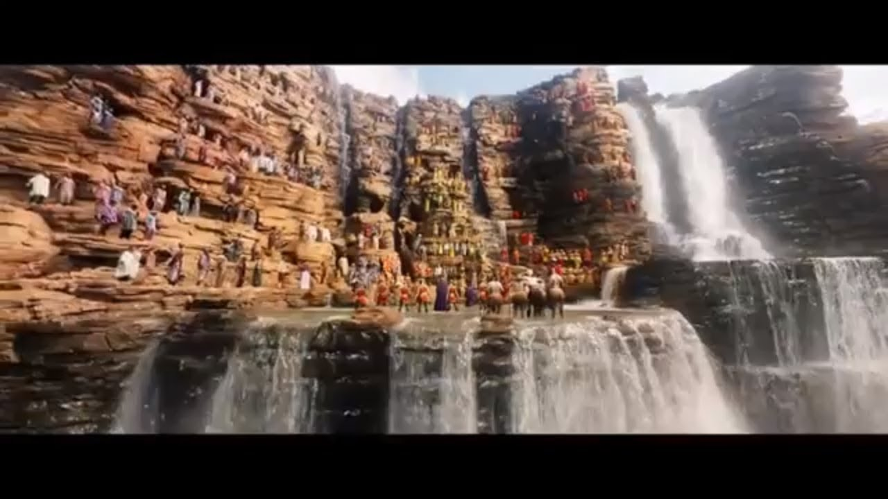 waterfall black panther easter egg