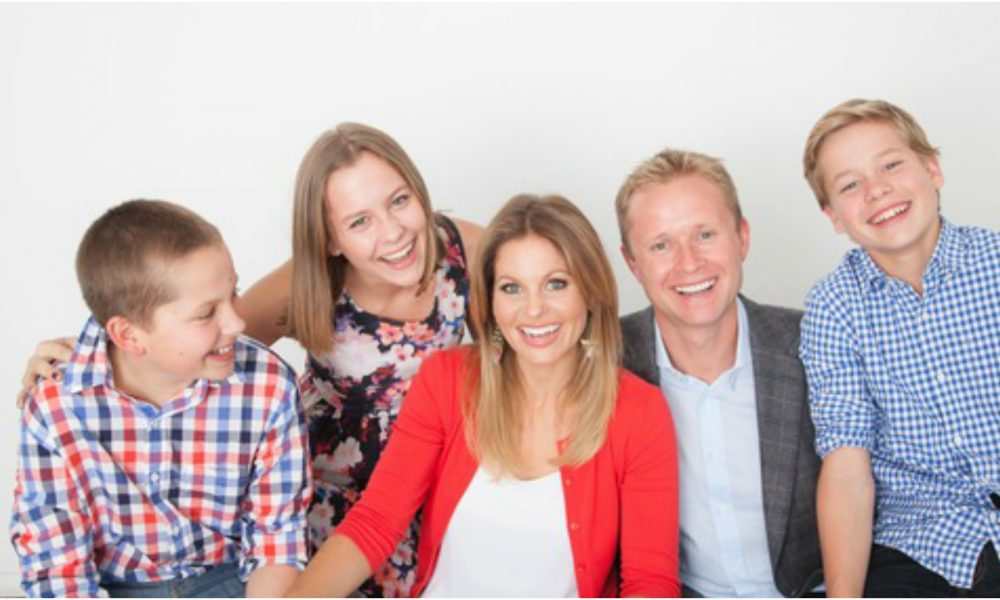 10 Parenting Rules Candace Cameron Makes Her Kids Follow
