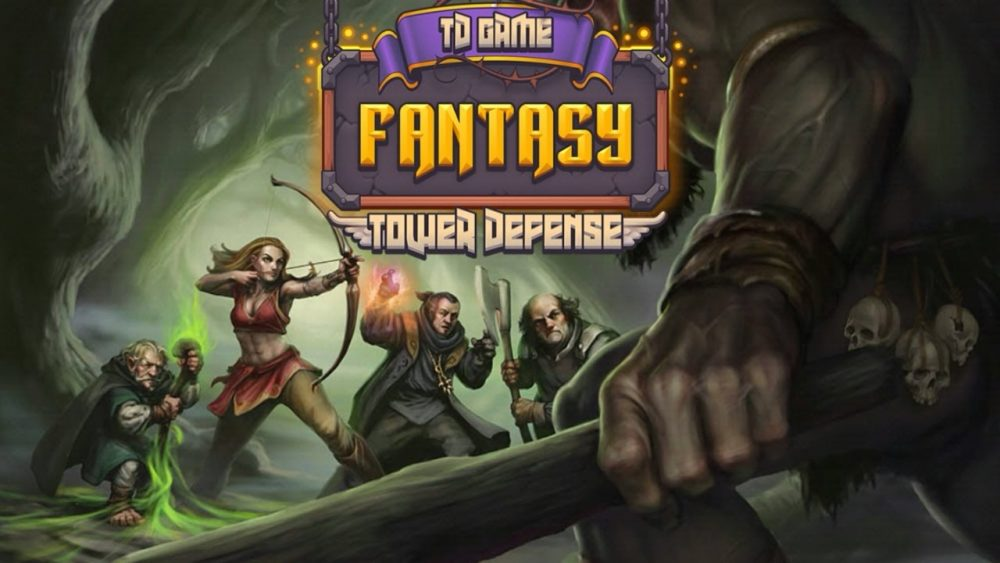 Fantasy Tower load screen top 10 tower defense games