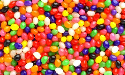 10 jelly beans top 10 gross food facts