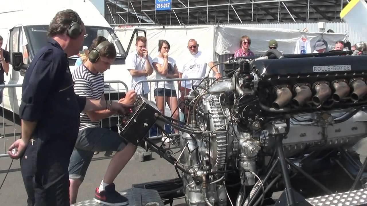 10 merlin engines
