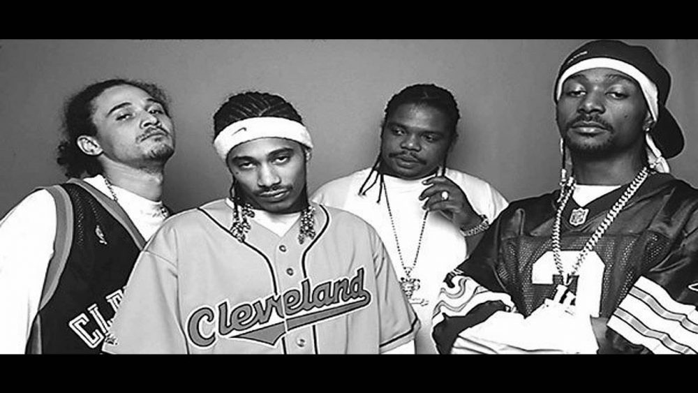4 bone thugs n harmoy rap groups
