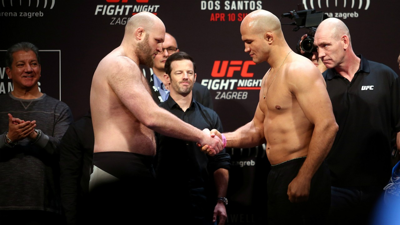 5 ben rothwell top dad bods in the UFC