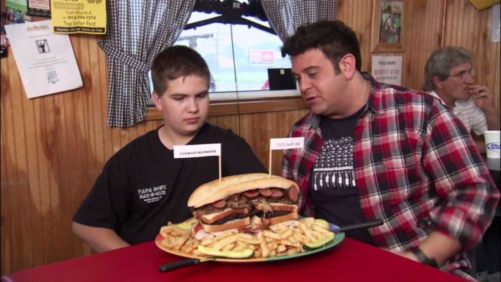 7 man vs food favorite meals