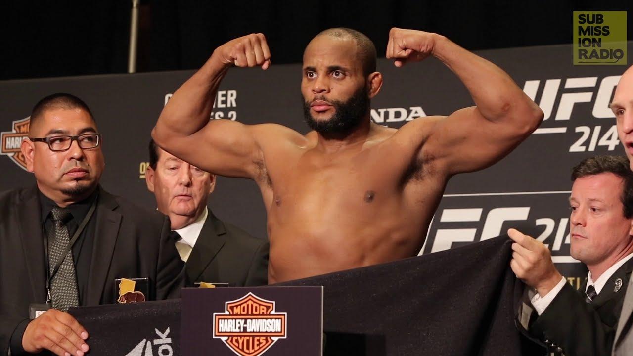 8 Daniel Cornmier dad bod examples in the UFC