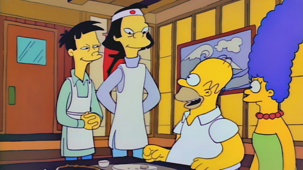 simpsons fugu poisonous foods that can kill you