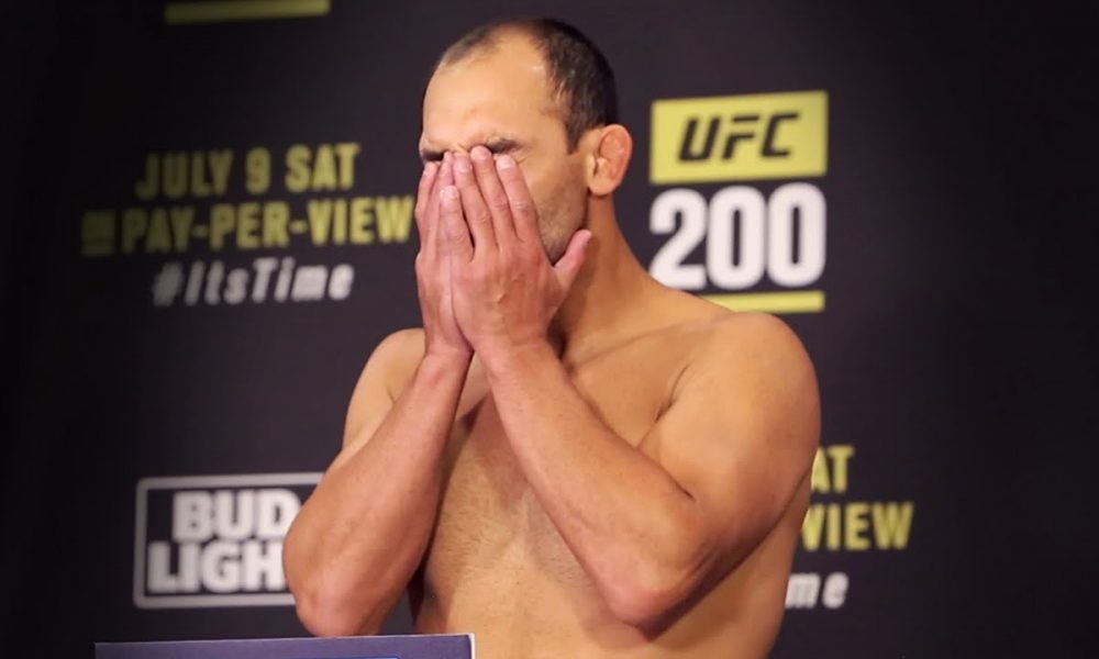 Top 10 UFC Dad Bods
