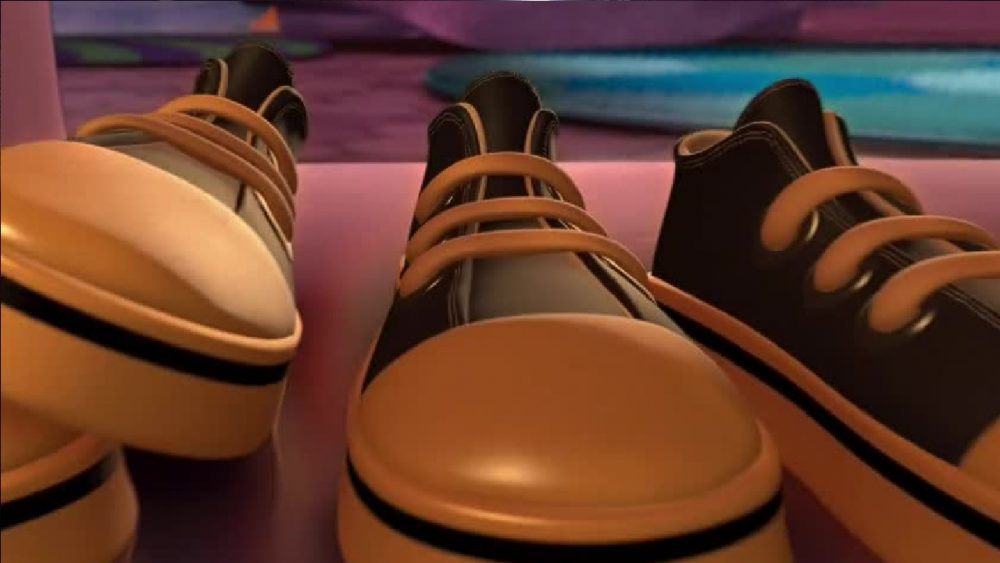 bee movie sneakers