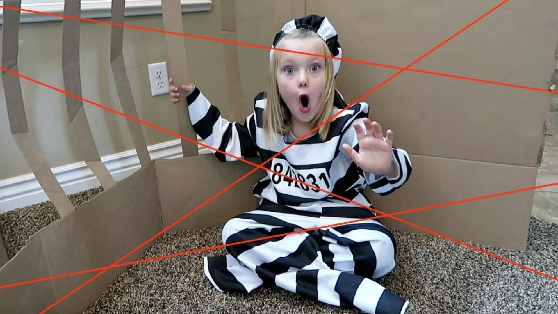 box fort prison