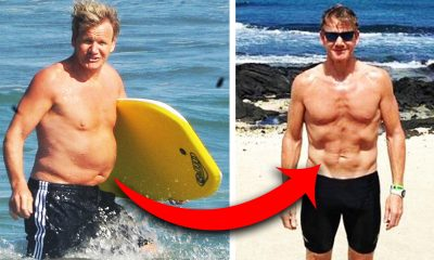 celebrity weight loss - Gordon Ramsay