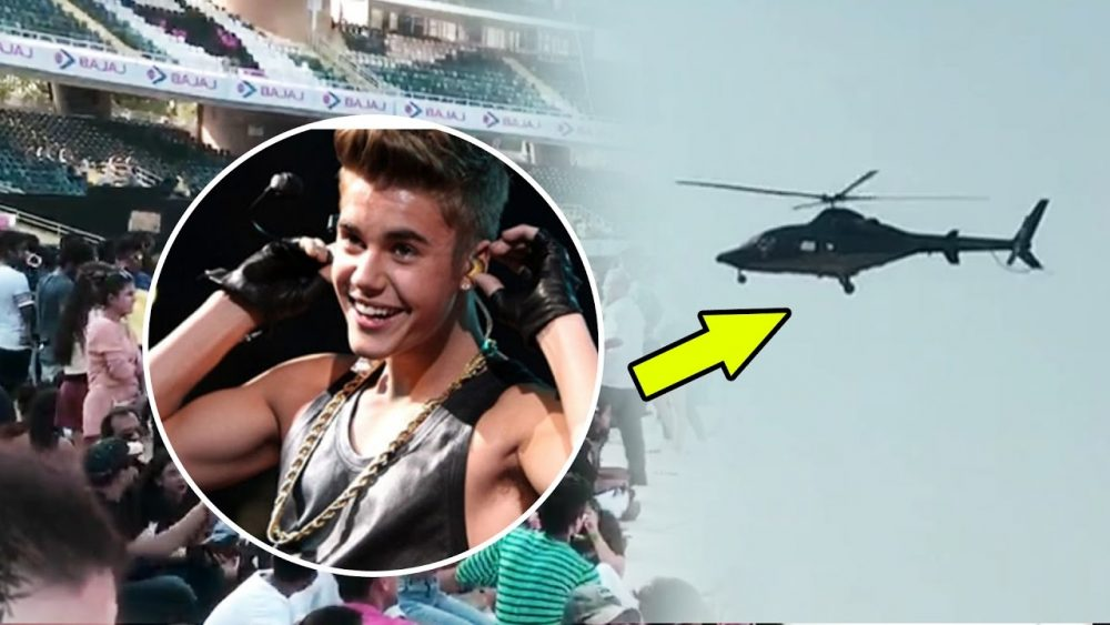 10 Outrageous Backstage Demands Made By Justin Bieber