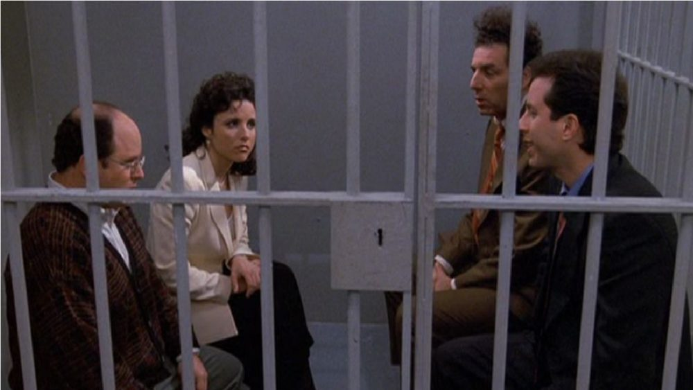 controversial finales seinfeld