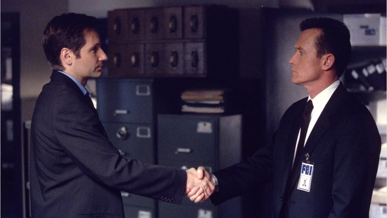 controversial finales the x files