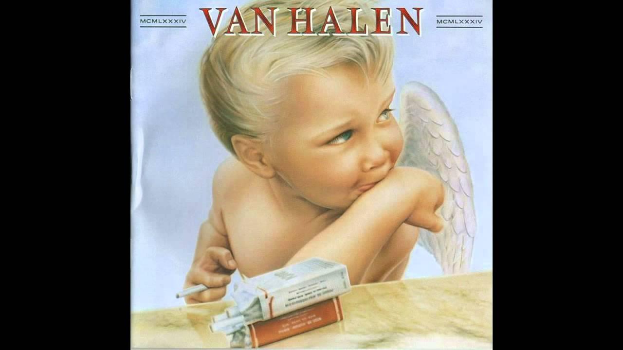 coolest album covers 1984