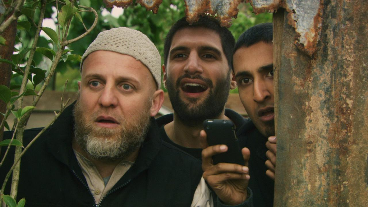 dark comedies four lions