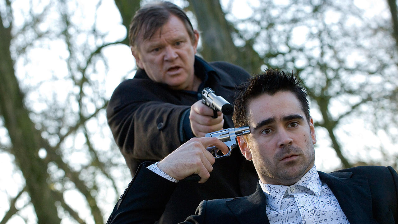 dark comedies in bruges