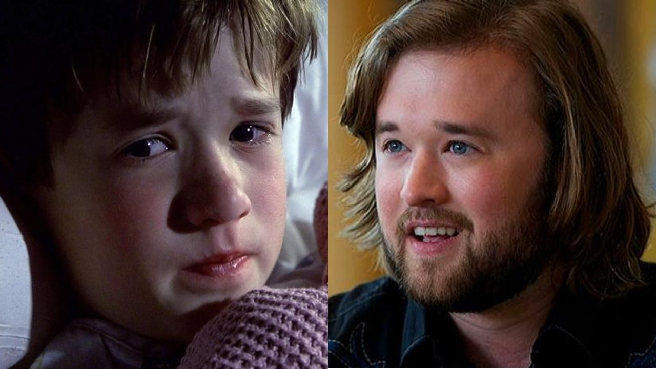 famous child actors haley joel osment