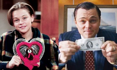 famous child actors leonardo dicaprio