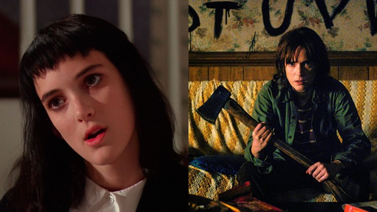 famous child actors winona ryder