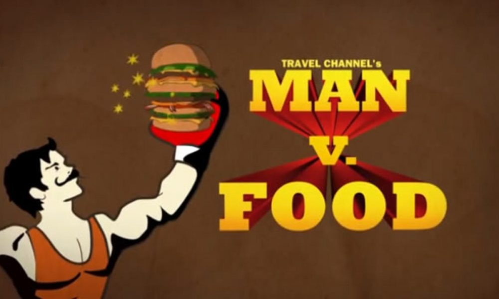 Top 10 Untold Truths Of Man v. Food