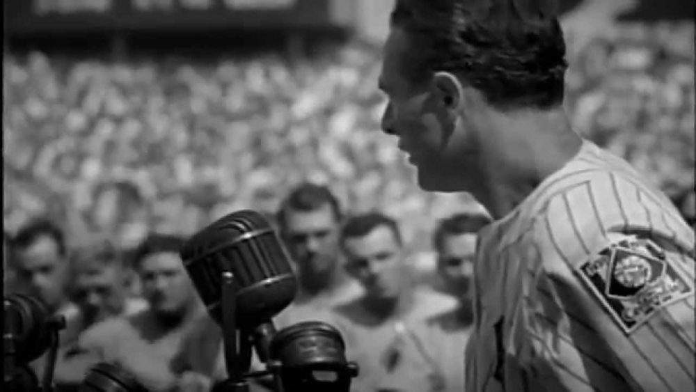 Gehrig was a great player and an impressive man.