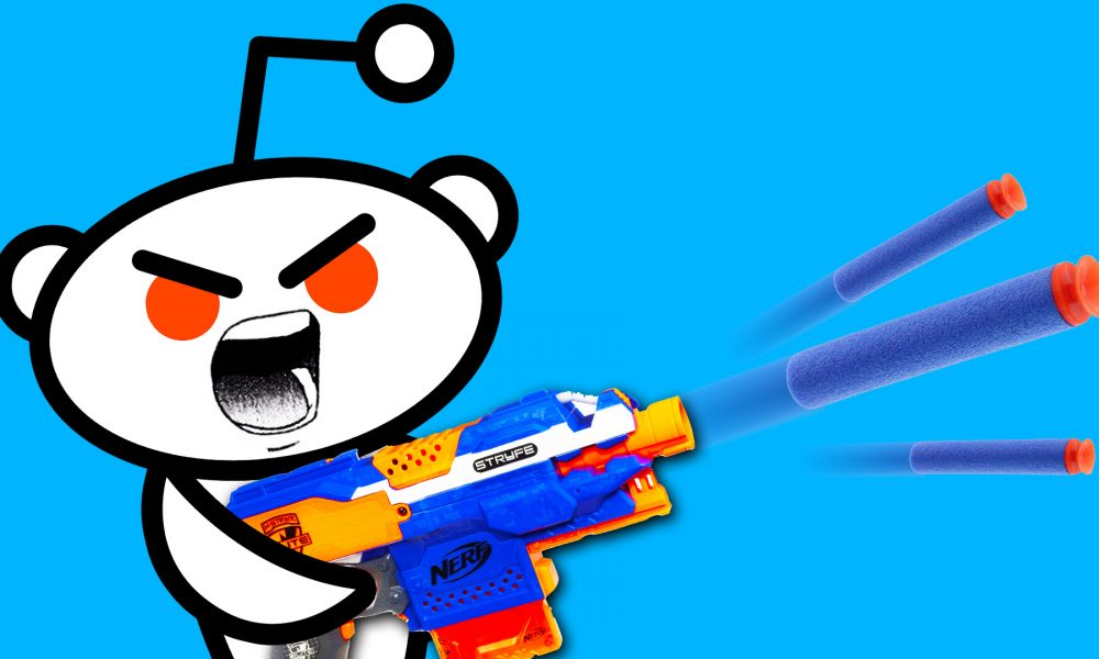 The Top 20 Nerf Blasters According to /r/Nerf on Reddit!