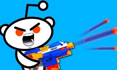 Nerf Top 10 according to Reddit