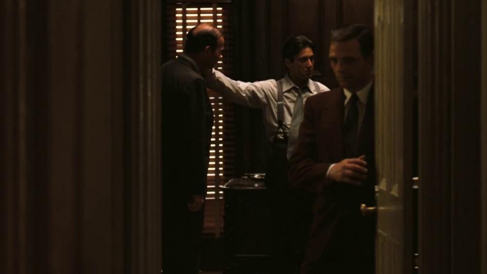 oscar snubs the godfather