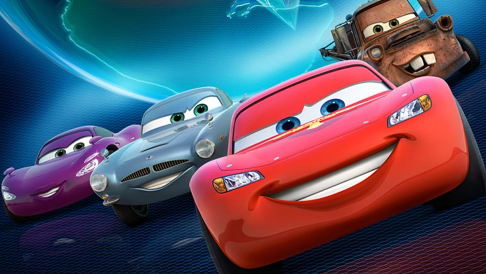 pixar movies cars 2