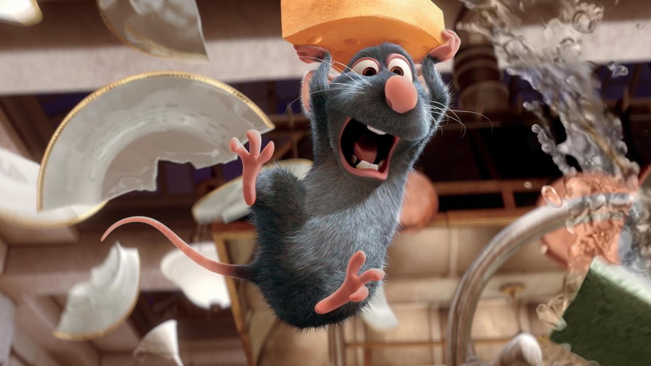 pixar movies ratatouille